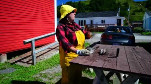 Passing the Time in Trout River