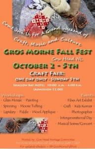 Gros Morne Fall Fest