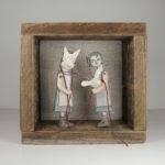Diorama_Girls with Masks