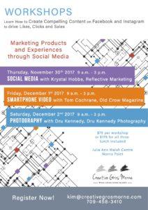 WorkshopsSocialMedia