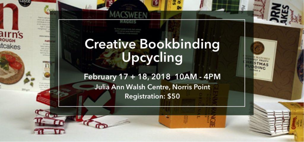 Joanne Kaar bookbinding